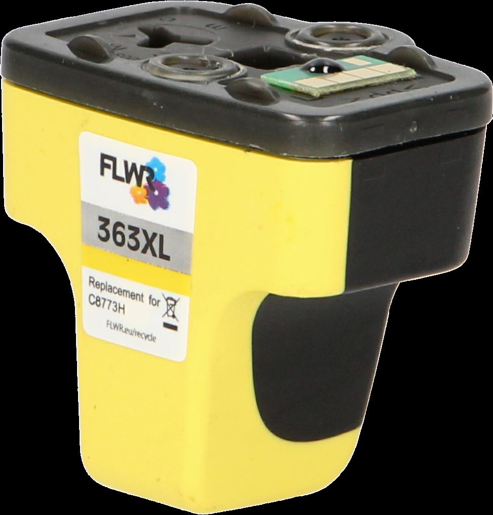 FLWR HP 363 geel