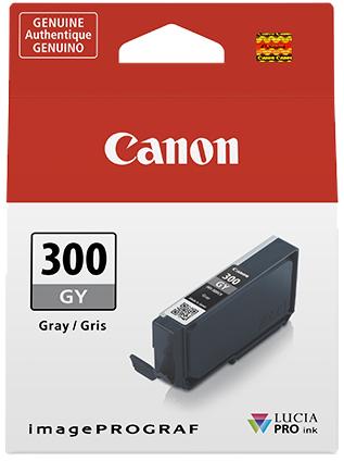 Canon PFI-300GY grijs