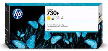 HP 730F geel