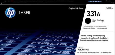 HP 331A zwart