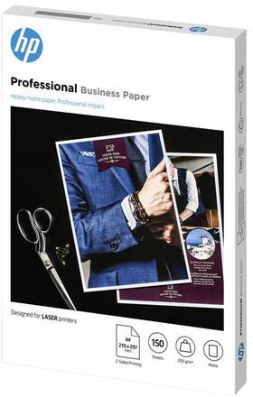 HP  Professional Business paper Mat | 1 stuks 180 gr/m²