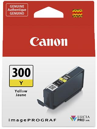 Canon PFI-300Y geel