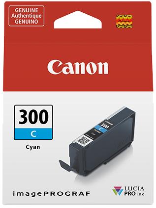 Canon PFI-300C cyaan