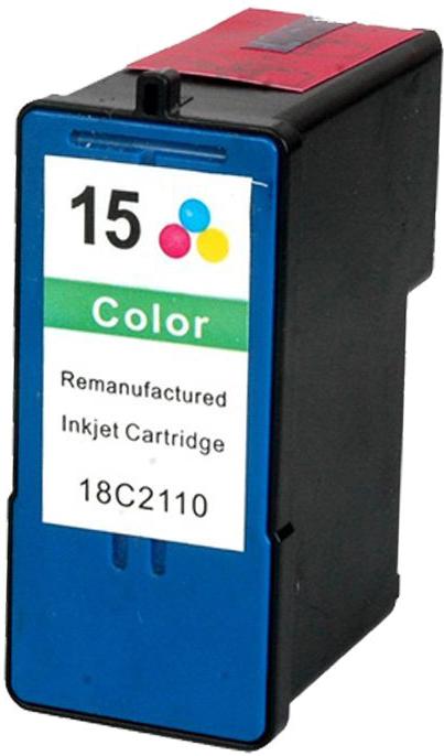 Huismerk Lexmark 15 kleur