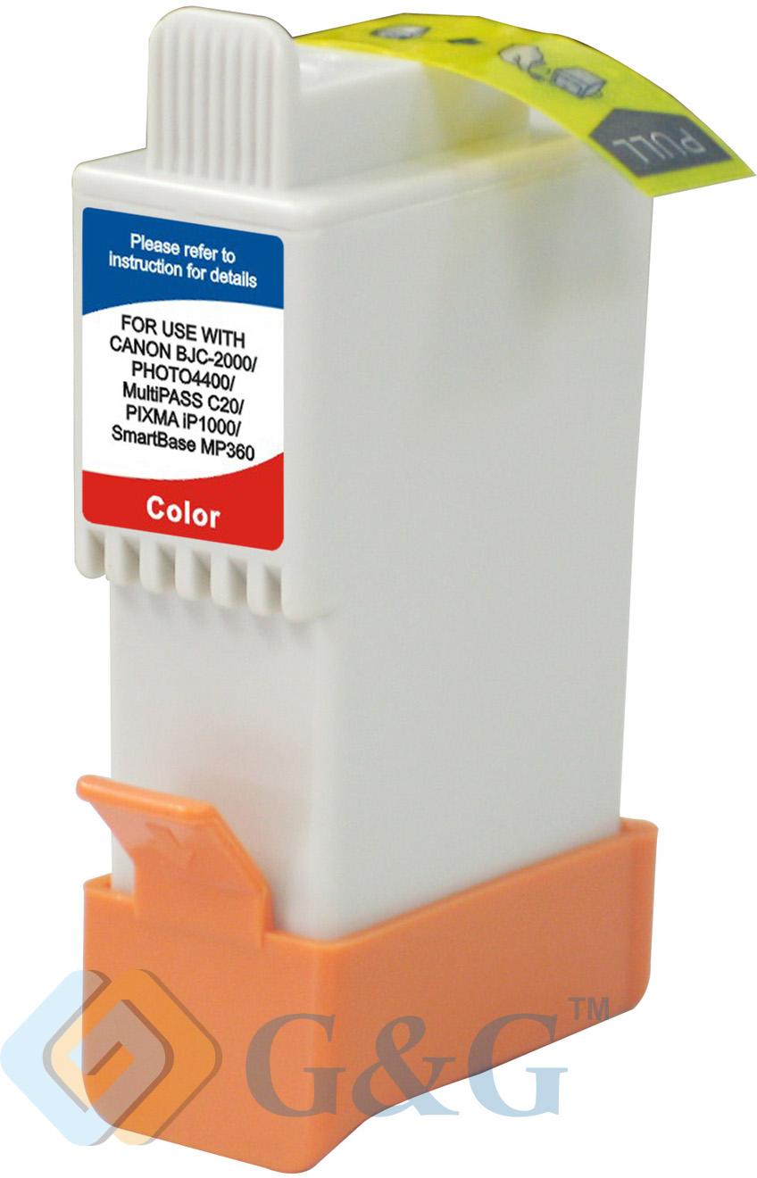Huismerk Canon BCI-21C kleur