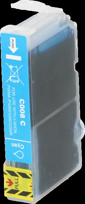 Huismerk Canon CLI-8C cyaan