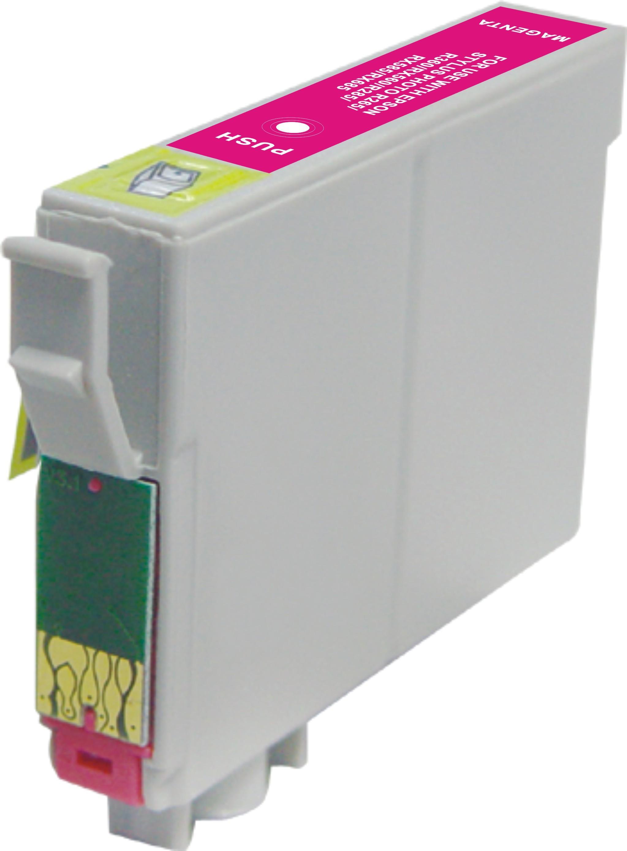 Huismerk Epson T0803 magenta