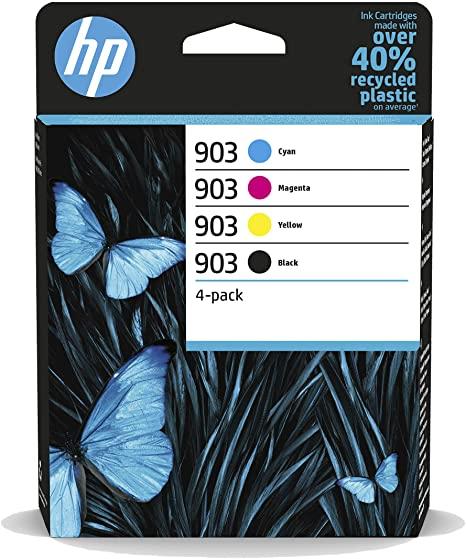 HP 903 Multipack zwart en kleur