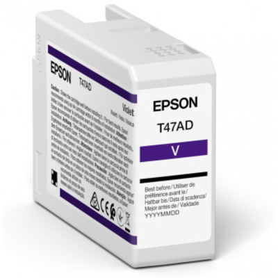 Epson T47AD UltraChrome Pro 10 paars