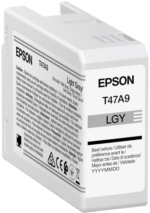 Epson T47A9 UltraChrome Pro 10 licht grijs