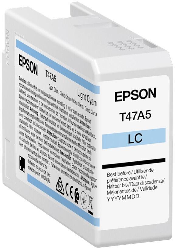 Epson T47A5 UltraChrome Pro 10 licht cyaan