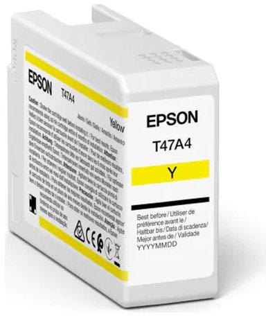 Epson T47A4 UltraChrome Pro 10 geel
