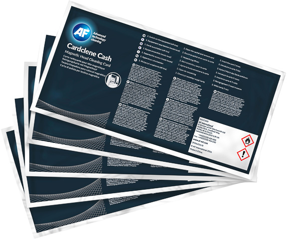 AF Cleaning Cards (100)