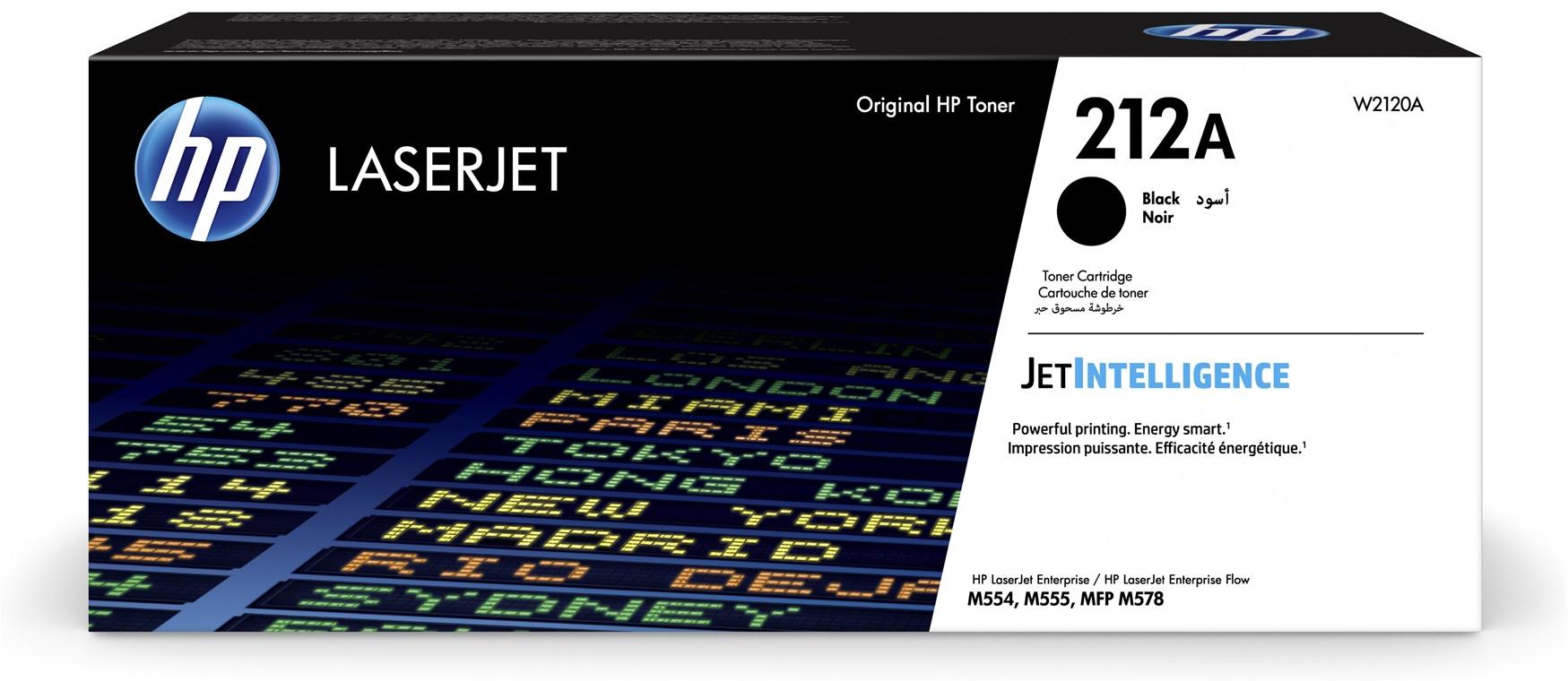 HP 212A zwart