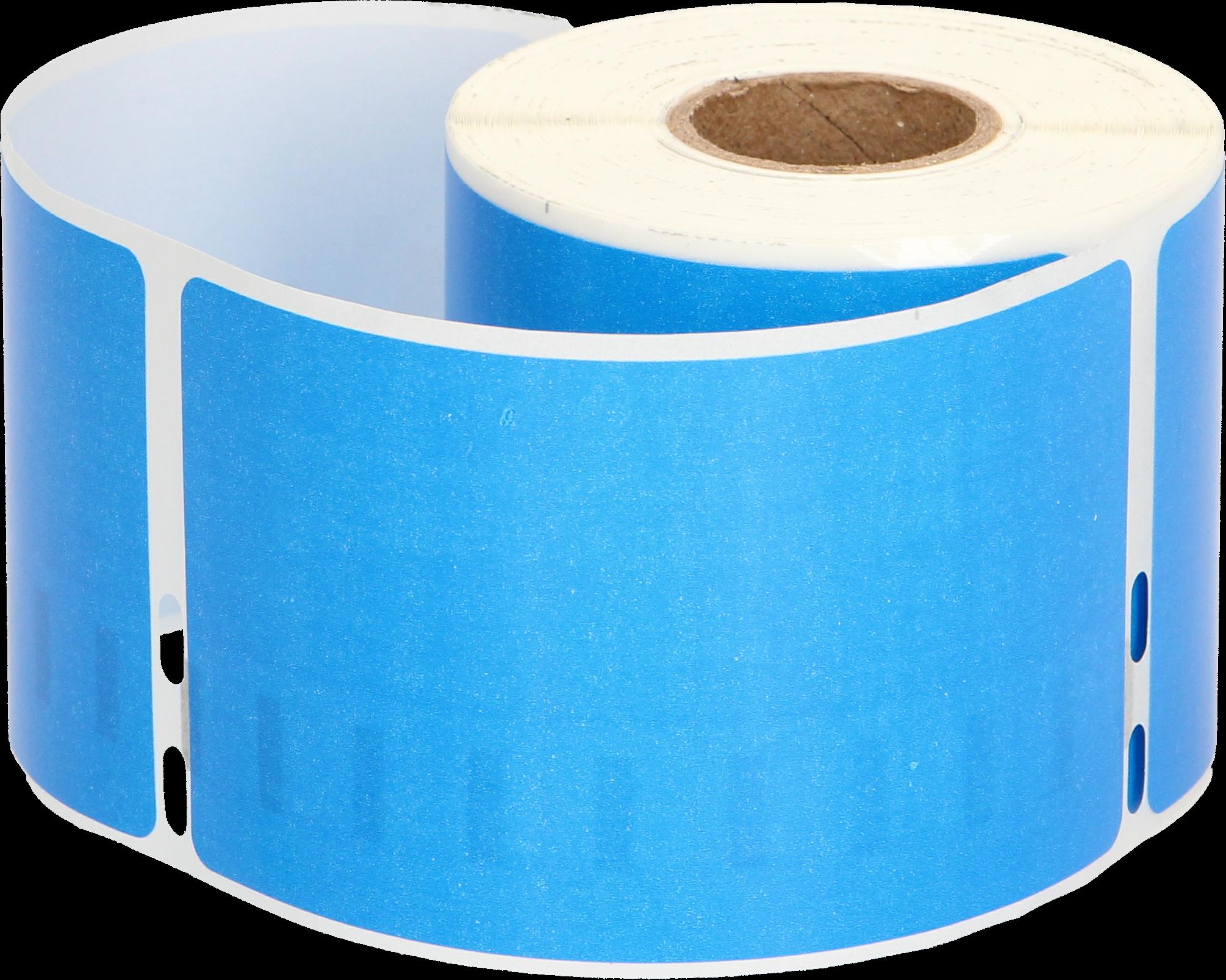 Huismerk Dymo 99014 Adreslabel groot blauw