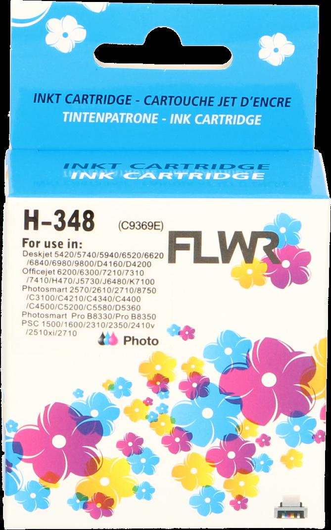 FLWR HP 348 foto kleur