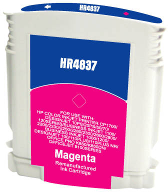 Huismerk HP 11 magenta