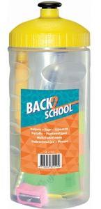 Kangaro Back2School drinkbeker met inhoud