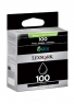Lexmark 100 zwart (Inktjet cartridge)