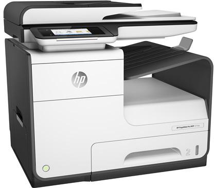 HP Pagewide pro 477DW 4 in 1 inktjetprinter wit