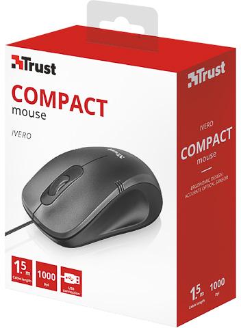 Trust Ivero muis compact
