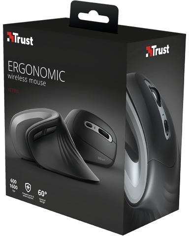 Trust Verro Ergonomische muis