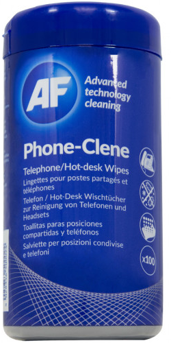 AF Schoonmaakdoekjes voor telefoon