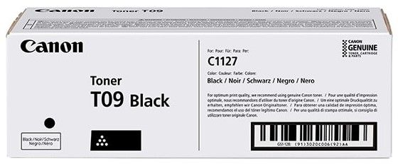 Canon T09 zwart