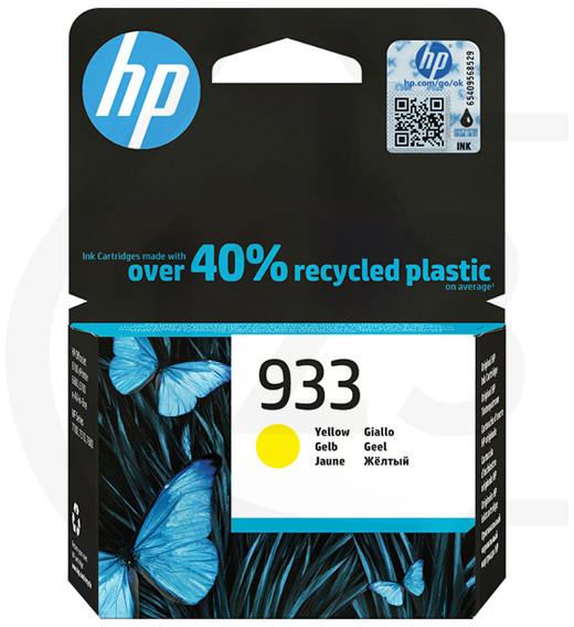 HP 933 geel