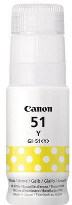 Canon GI-51Y geel