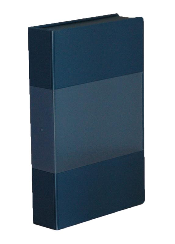 White label Klein Betacam Doosje Blauw