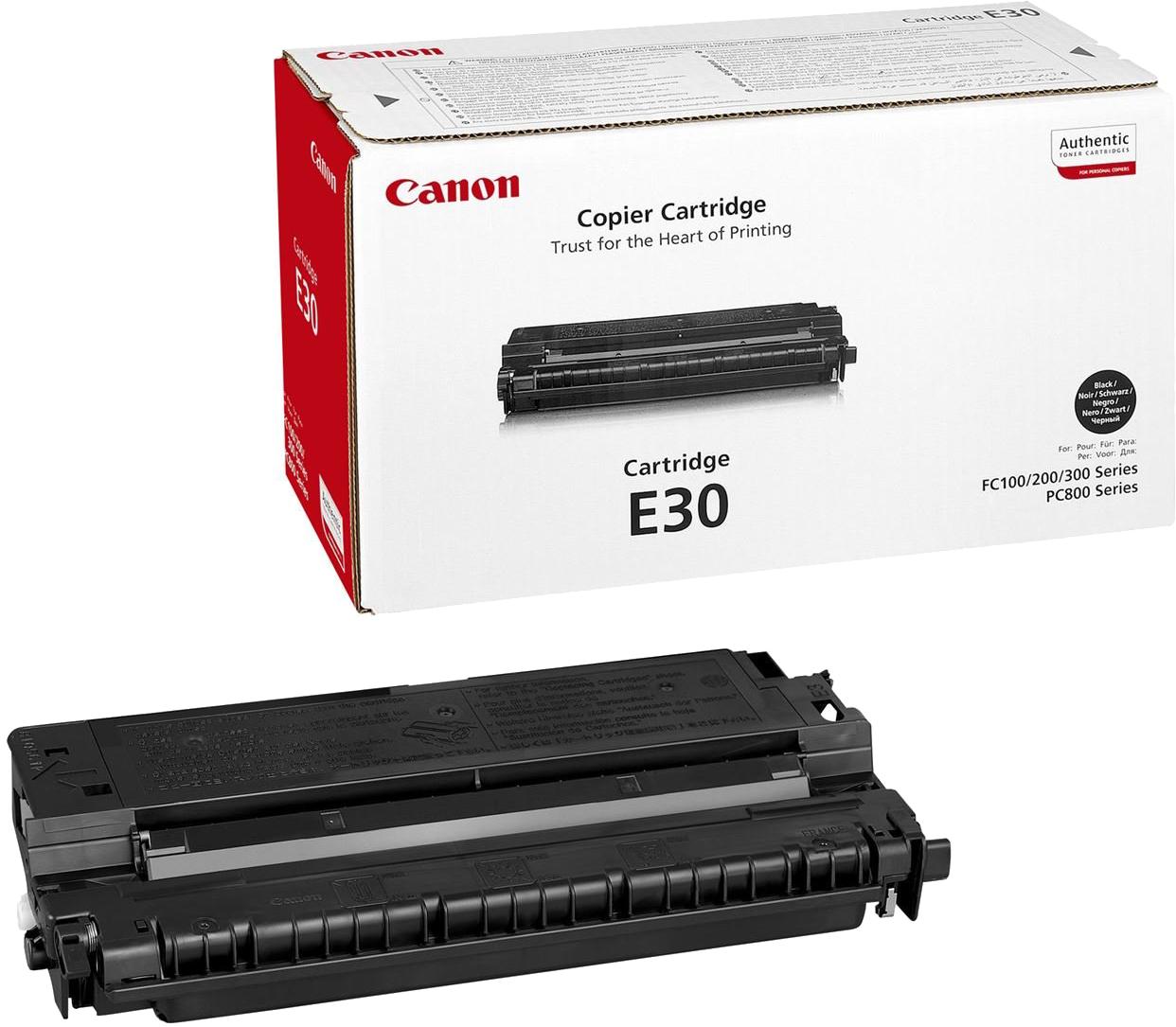 Canon E30 toner zwart