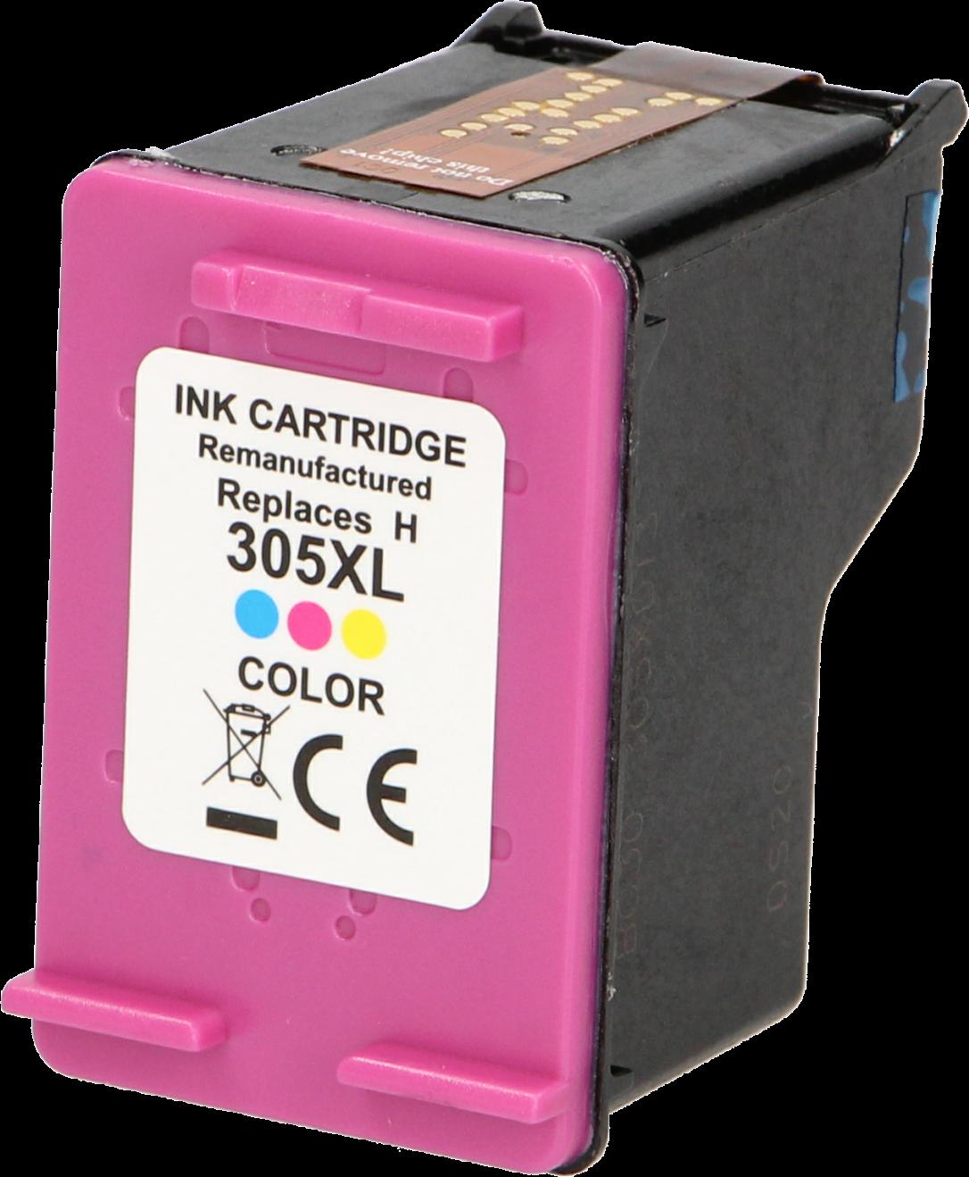 Huismerk HP 305XL kleur