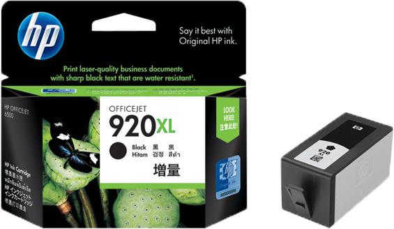 HP 920XL zwart
