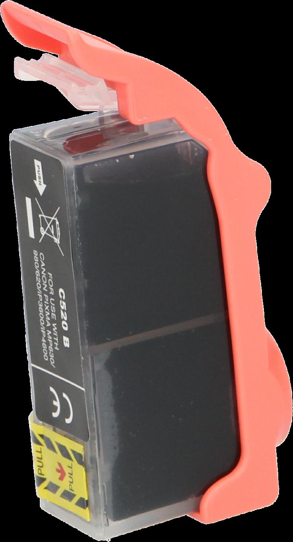 FLWR Canon PGI-520BK zwart