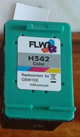 HP 342 kleur
