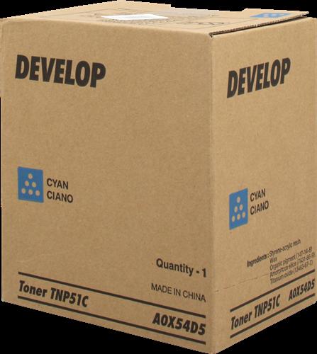 Develop TNP-51 cyaan