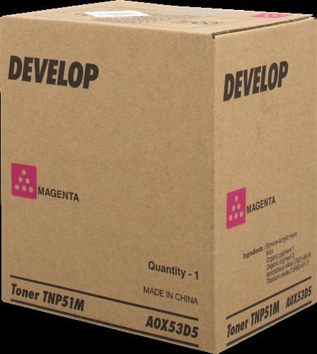 Develop TNP-51 magenta