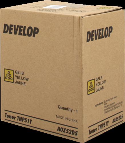 Develop TNP-51 geel