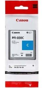 Canon PFI-030 cyaan
