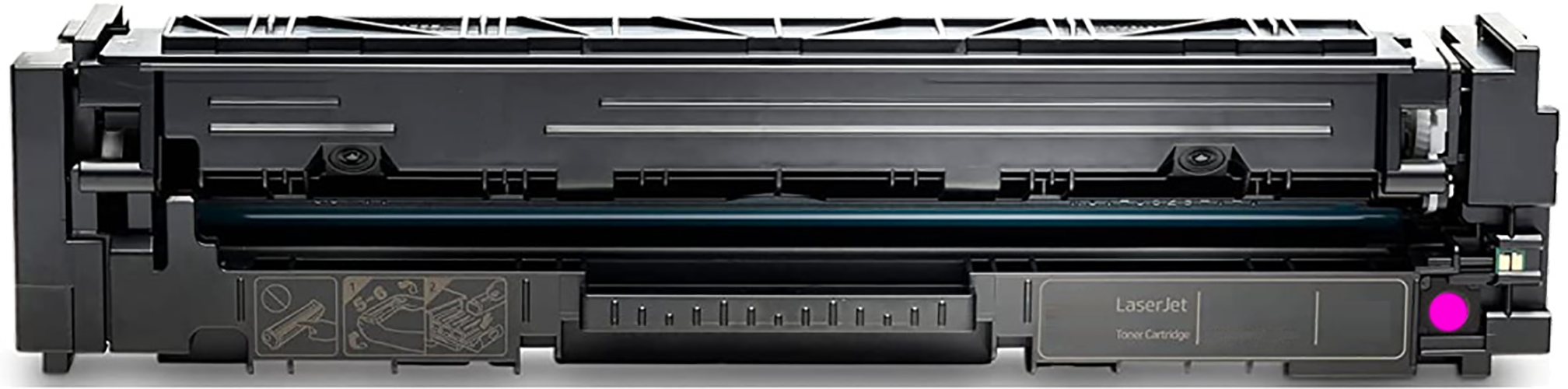 Huismerk HP 658A magenta