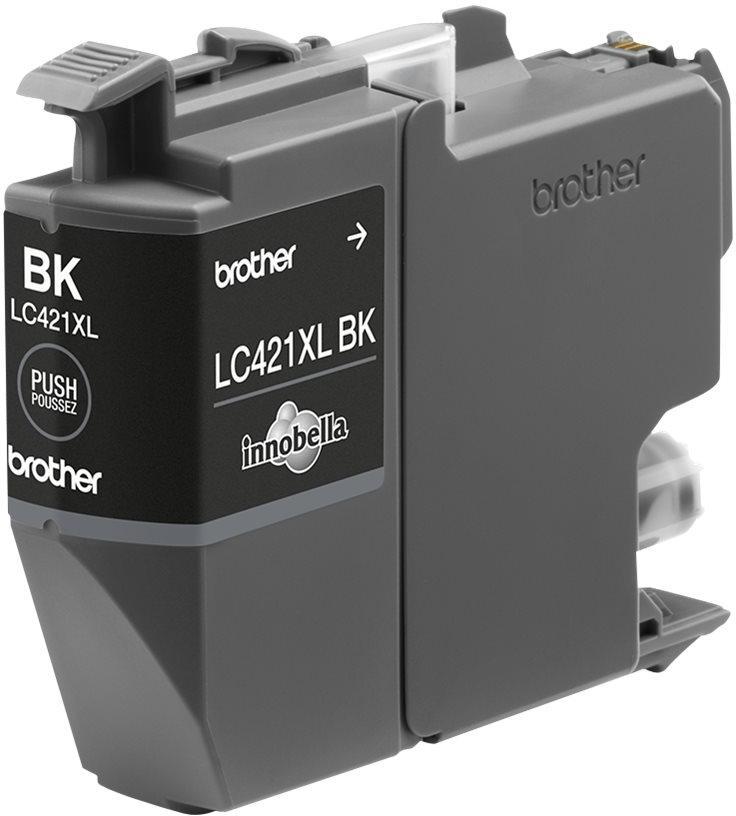 Brother LC-421XLBK zwart