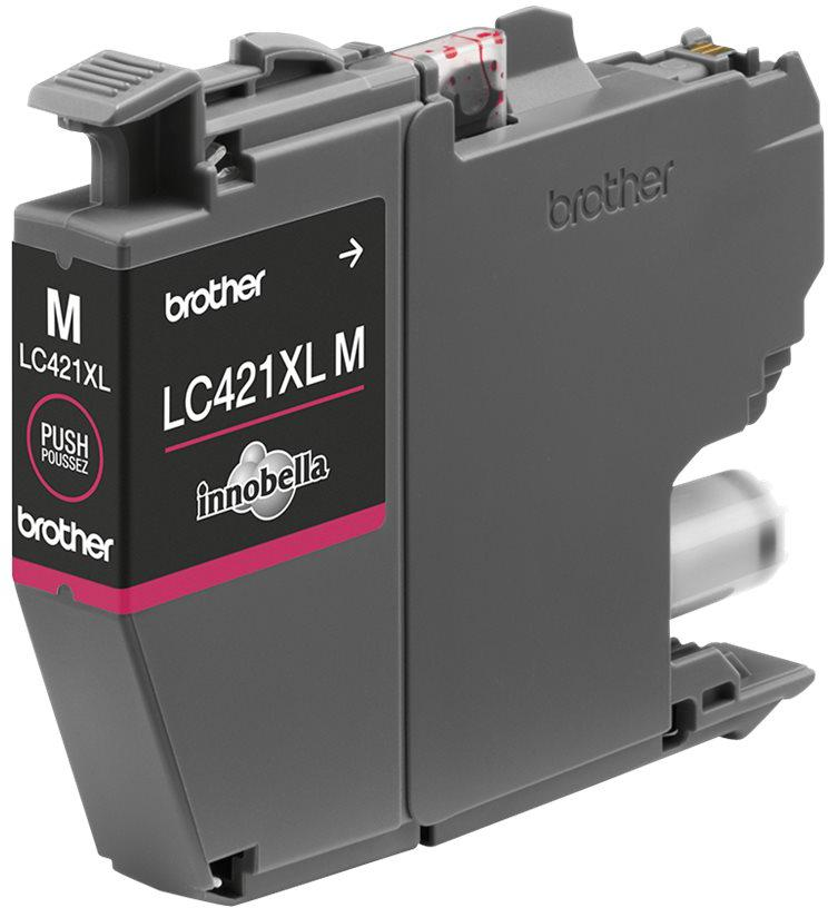 Brother LC-421XLM magenta