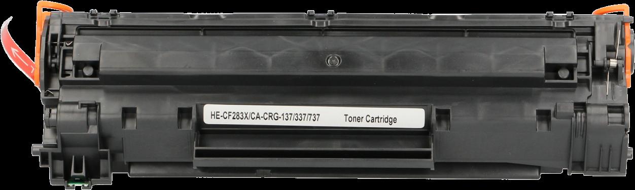 FLWR Canon CRG-737XL zwart
