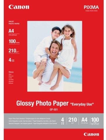 Canon GP-501 A4 Glanzend fotopapier