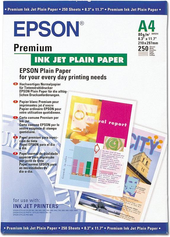 Epson A4 Papier 90 grams (helder wit)