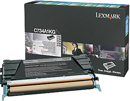 Lexmark C734A1KG toner zwart
