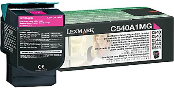 Lexmark C540A1MG magenta