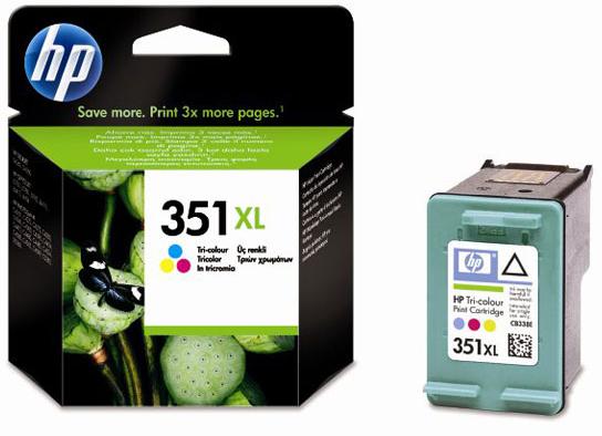 HP 351XL kleur