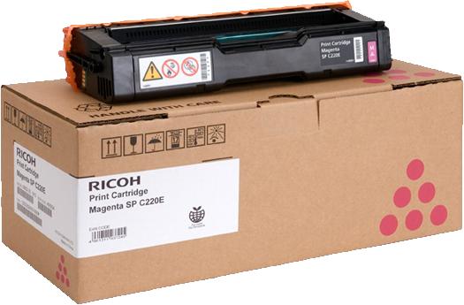 Ricoh SPC220E magenta